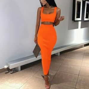 💥FLASH SALE💥Orange 2 Piece